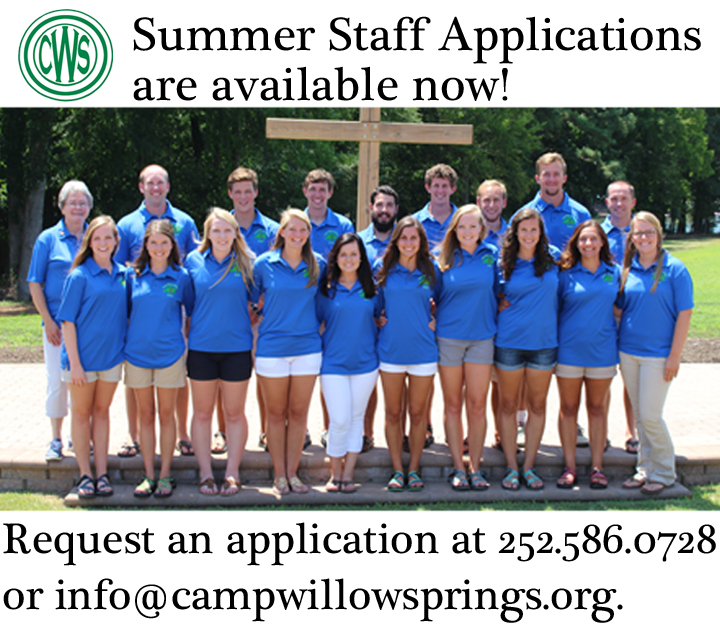 CWS Staff Applications