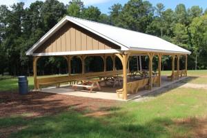 Shepherd Pavilion